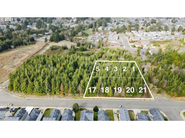 0 Plymouth Ave 1-5, Coos Bay, OR 97420 (MLS #21181534) :: Duncan Real Estate Group