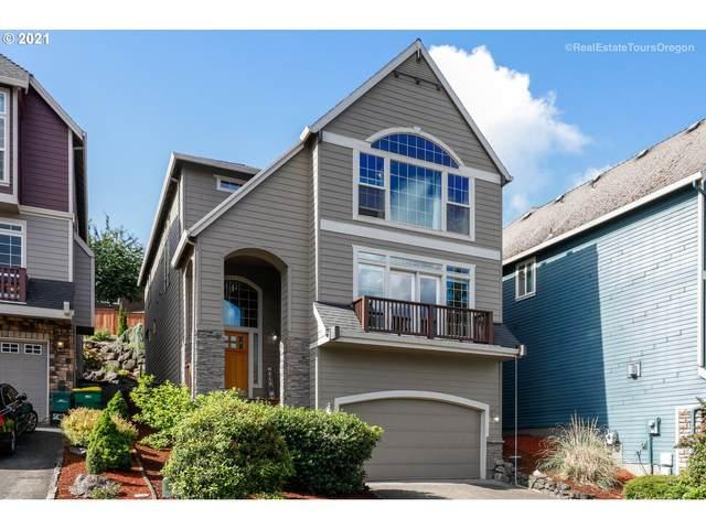 17578 SW Loma Vista St, Beaverton, OR 97007 (MLS #21181650) :: Holdhusen Real Estate Group