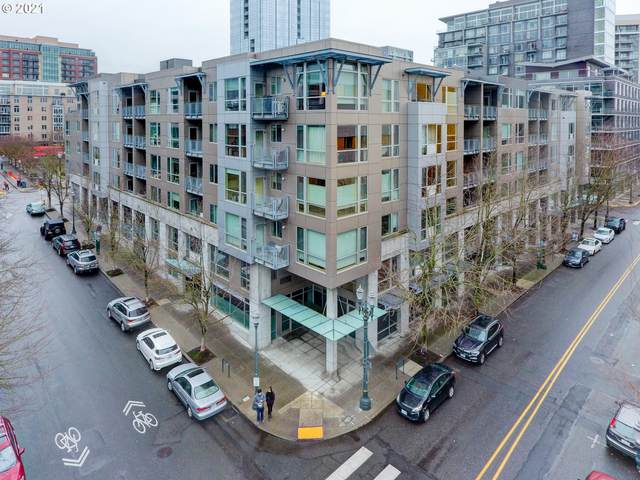1125 NW 9TH Ave #517, Portland, OR 97209 (MLS #21181726) :: TK Real Estate Group