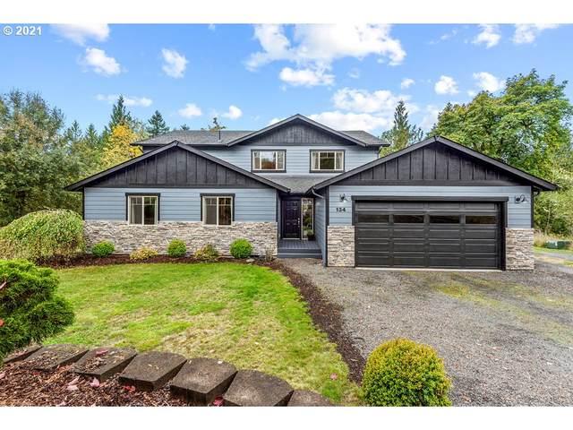 134 Rice Park Rd, Silver Lake, WA, WA 98645 (MLS #21182035) :: Song Real Estate