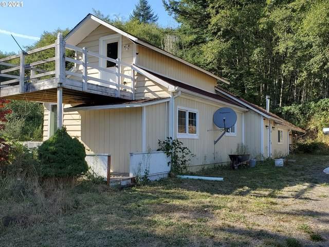 825 Harrison Rd, Kelso, WA 98626 (MLS #21182120) :: Oregon Farm & Home Brokers