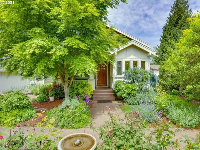 7055 SE Clinton St, Portland, OR 97206 (MLS #21182197) :: Change Realty