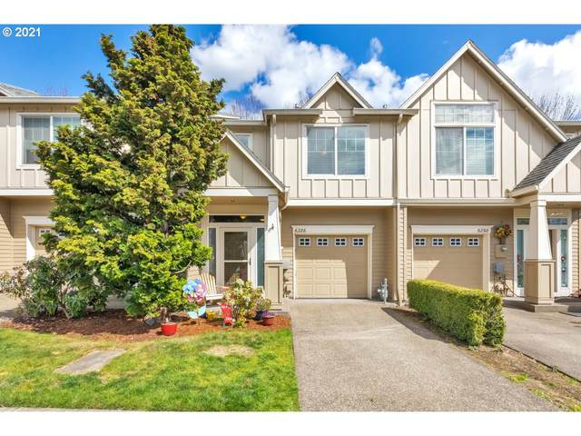6286 SW Vinwood Ter, Beaverton, OR 97078 (MLS #21182456) :: Beach Loop Realty