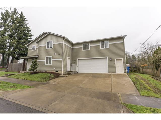 2511 D St, Vancouver, WA 98663 (MLS #21182505) :: The Galand Haas Real Estate Team