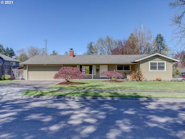 11795 SW Camden Ln, Beaverton, OR 97008 (MLS #21182515) :: TK Real Estate Group