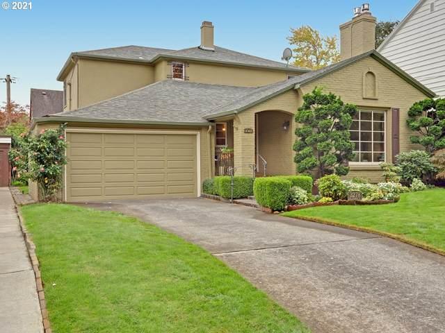 3278 NE Alameda St, Portland, OR 97212 (MLS #21182702) :: Holdhusen Real Estate Group