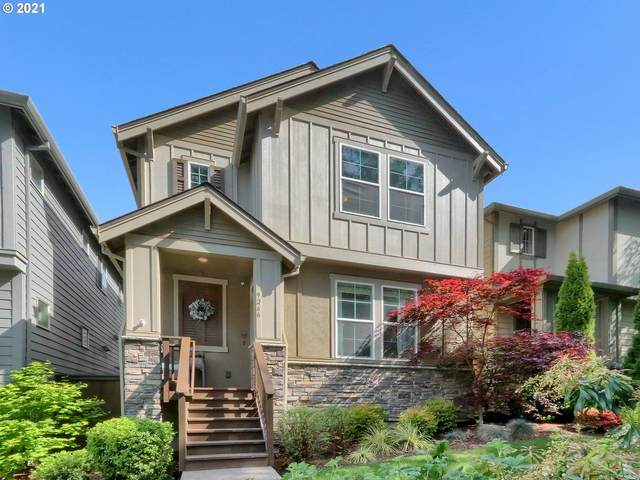 9266 SW Chopin Ln, Portland, OR 97225 (MLS #21182828) :: Next Home Realty Connection