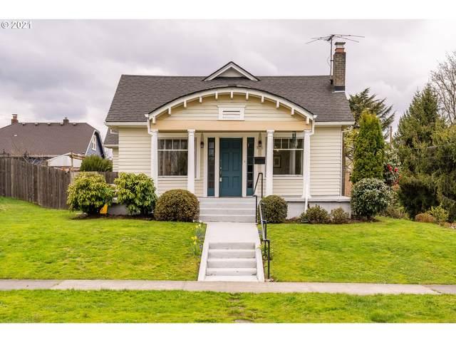 3641 NE 72ND Ave, Portland, OR 97213 (MLS #21182893) :: Brantley Christianson Real Estate