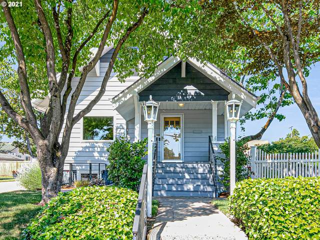 6131 N Campbell Ave, Portland, OR 97217 (MLS #21182939) :: The Liu Group