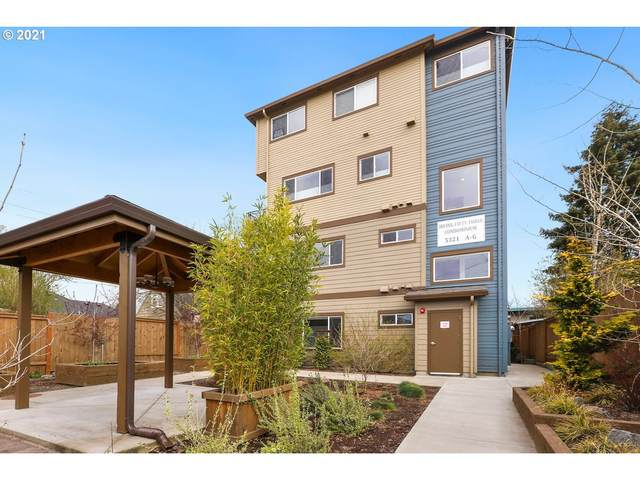 5321 NE Irving St C, Portland, OR 97213 (MLS #21183205) :: Next Home Realty Connection