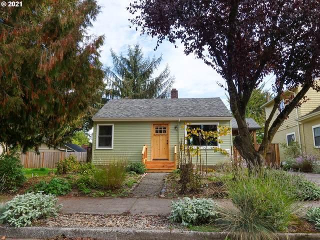 4900 SE 61ST Ave, Portland, OR 97206 (MLS #21183476) :: Brantley Christianson Real Estate