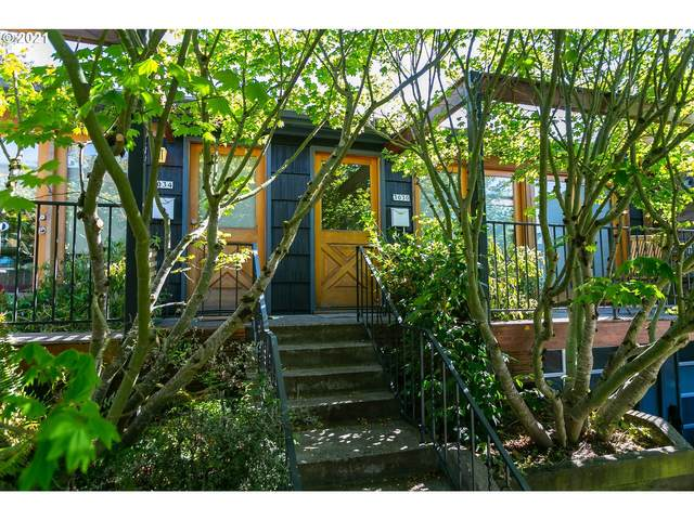 3030 SE Yamhill St #3, Portland, OR 97214 (MLS #21183586) :: Keller Williams Portland Central
