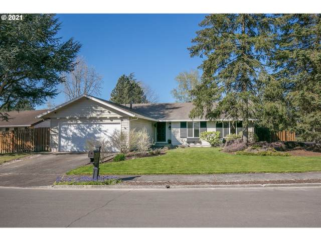 2915 NW Whitman Ct, Portland, OR 97229 (MLS #21183638) :: Next Home Realty Connection