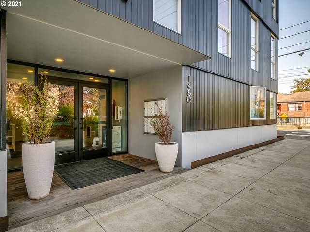 1480 N Jarrett St #204, Portland, OR 97217 (MLS #21183691) :: McKillion Real Estate Group