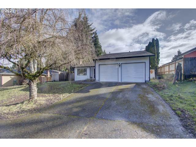 13840 SW 100TH Ave, Tigard, OR 97223 (MLS #21183816) :: Song Real Estate