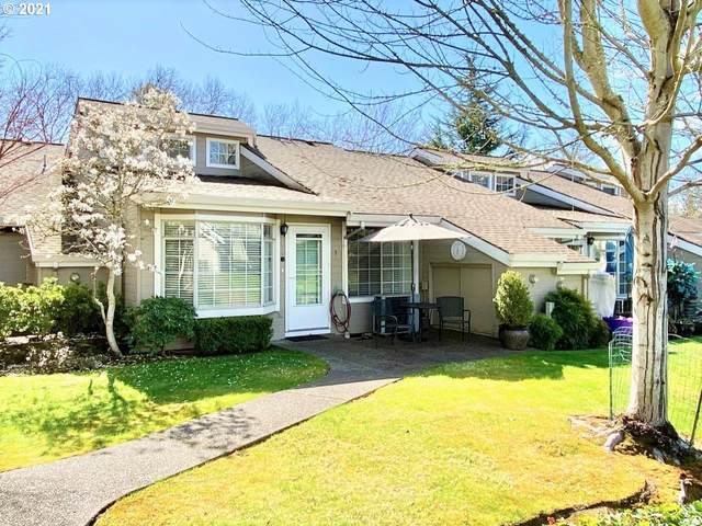 13775 SW Scholls Ferry Rd #5, Beaverton, OR 97008 (MLS #21183882) :: Brantley Christianson Real Estate