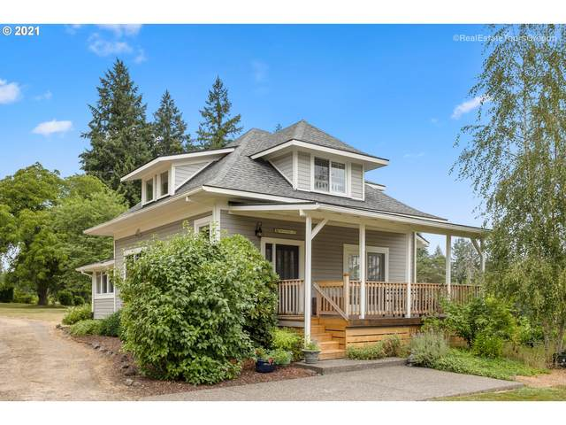 11290 NW Valley Vista Rd, Hillsboro, OR 97124 (MLS #21184031) :: Keller Williams Portland Central