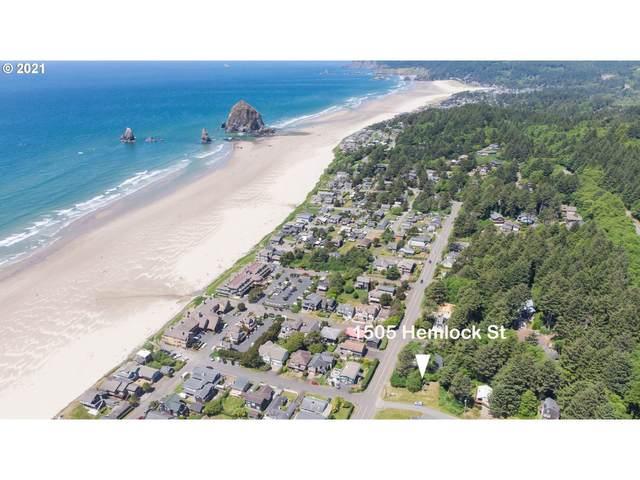 1505 Hemlock St #10, Cannon Beach, OR 97110 (MLS #21184159) :: Real Estate by Wesley