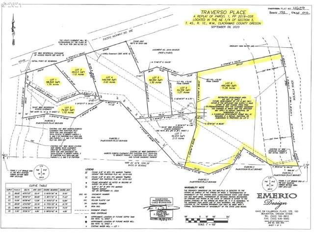 0 S Highway 99E - Lot 8, Canby, OR 97013 (MLS #21184811) :: Coho Realty