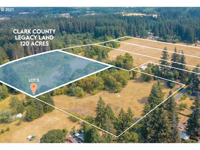 NW 71ST Ave, Ridgefield, WA 98642 (MLS #21185540) :: Townsend Jarvis Group Real Estate