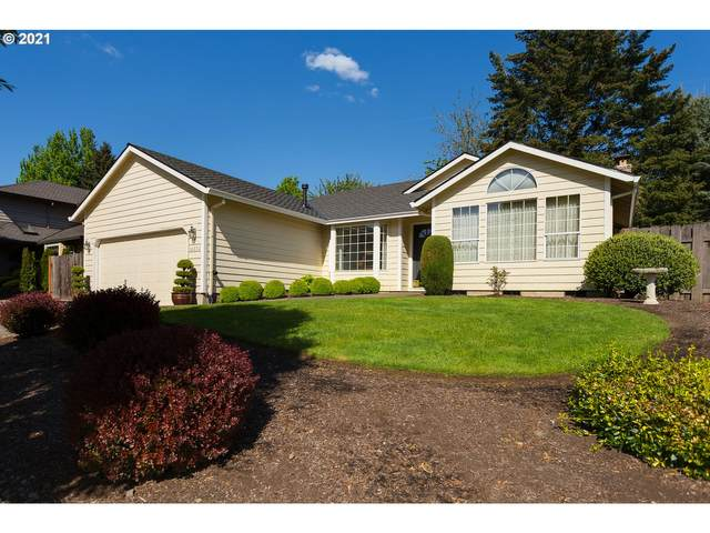 10650 SW 133RD Pl, Beaverton, OR 97008 (MLS #21185645) :: Change Realty