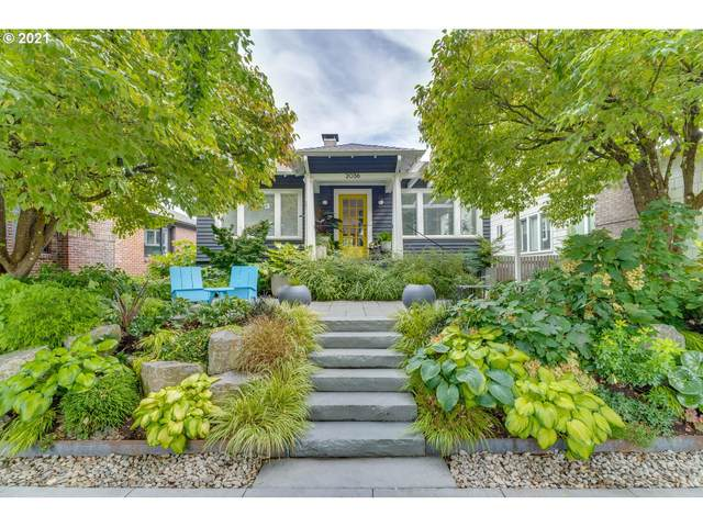 2036 SE Larch Ave, Portland, OR 97214 (MLS #21185858) :: Coho Realty