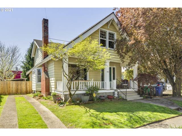 3616 SE Caruthers St, Portland, OR 97214 (MLS #21185908) :: Stellar Realty Northwest