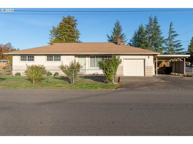 4111 Hanna St, Roseburg, OR 97471 (MLS #21185971) :: Premiere Property Group LLC