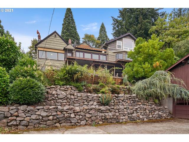 3748 SW Patton Rd, Portland, OR 97221 (MLS #21185977) :: Windermere Crest Realty