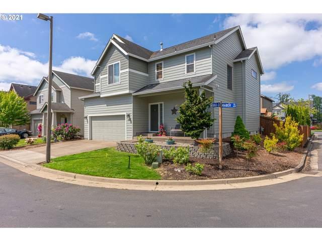 646 Raber Rd, Eugene, OR 97402 (MLS #21186364) :: Song Real Estate