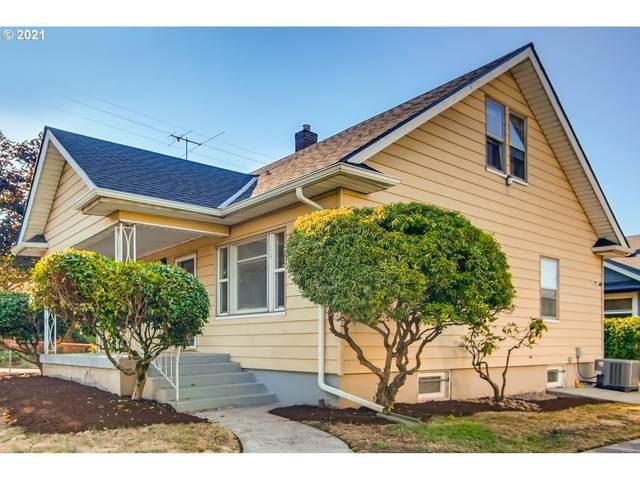 861 N Holland St, Portland, OR 97217 (MLS #21186498) :: Real Estate by Wesley