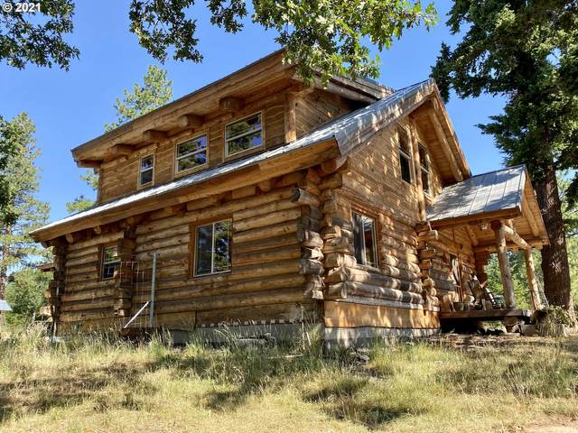 7857 Skyline Rd, The Dalles, OR 97058 (MLS #21186533) :: McKillion Real Estate Group