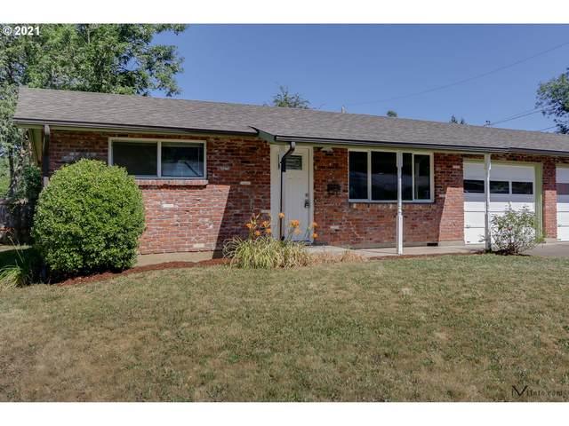 2745 Tyler St, Eugene, OR 97405 (MLS #21186762) :: McKillion Real Estate Group