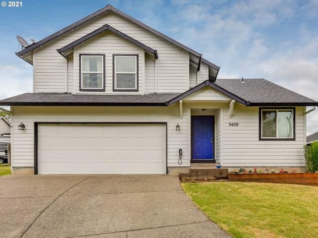 3420 N Burlington Dr, Newberg, OR 97132 (MLS #21186820) :: Fox Real Estate Group
