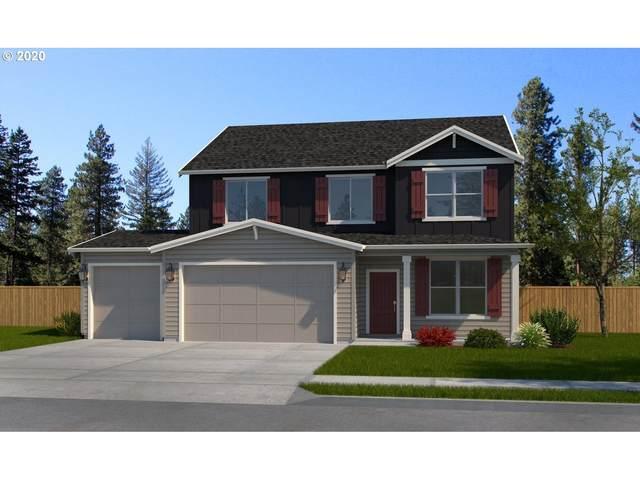 1610 NE 12TH Ave, Battle Ground, WA 98604 (MLS #21187278) :: Premiere Property Group LLC