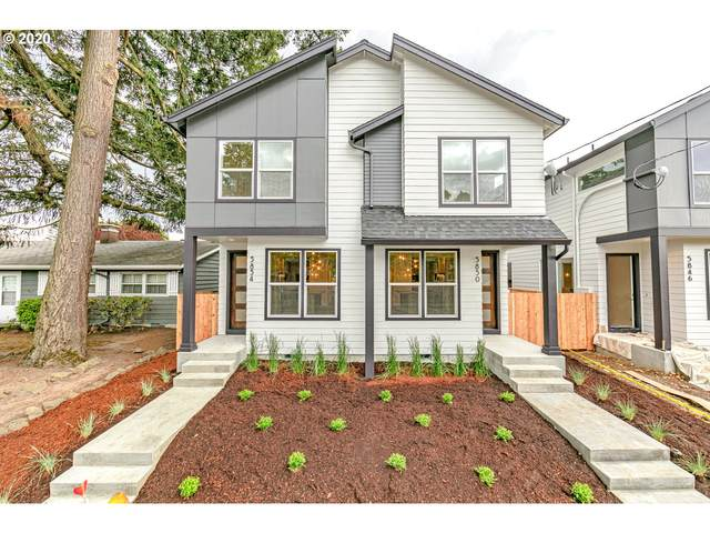5854 SE Woodstock Blvd, Portland, OR 97206 (MLS #21187308) :: Beach Loop Realty