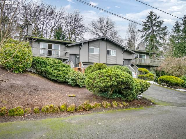 9120 SW 38TH Ave, Portland, OR 97219 (MLS #21187480) :: Next Home Realty Connection