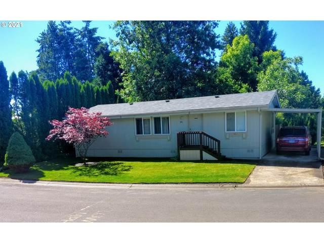 27645 Snyder Rd #84, Junction City, OR 97448 (MLS #21187531) :: Song Real Estate