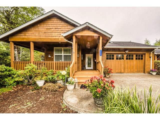 265 SW Shining Mist, Depoe Bay, OR 97341 (MLS #21187903) :: Song Real Estate