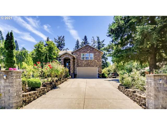 7812 SW Taylors Ferry Rd, Portland, OR 97223 (MLS #21188040) :: Townsend Jarvis Group Real Estate