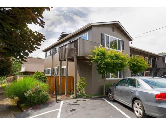 5931 SE Milwaukie Ave #5, Portland, OR 97202 (MLS #21188220) :: The Liu Group