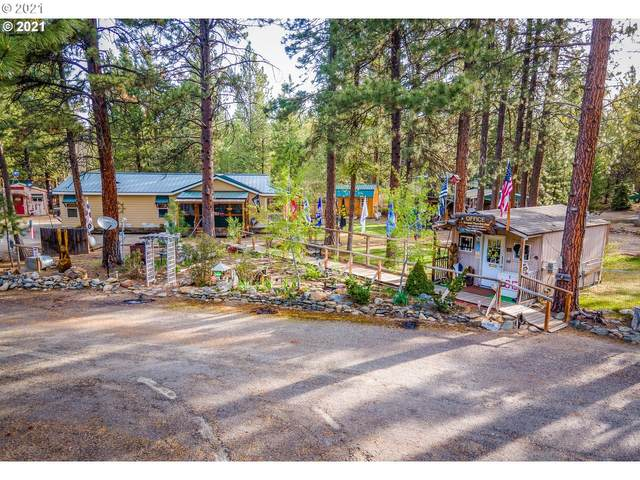 640 S Sumpter Hwy, Sumpter, OR 97877 (MLS #21188242) :: Tim Shannon Realty, Inc.