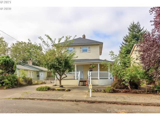 8955 N Berkeley Ave, Portland, OR 97203 (MLS #21188249) :: Beach Loop Realty
