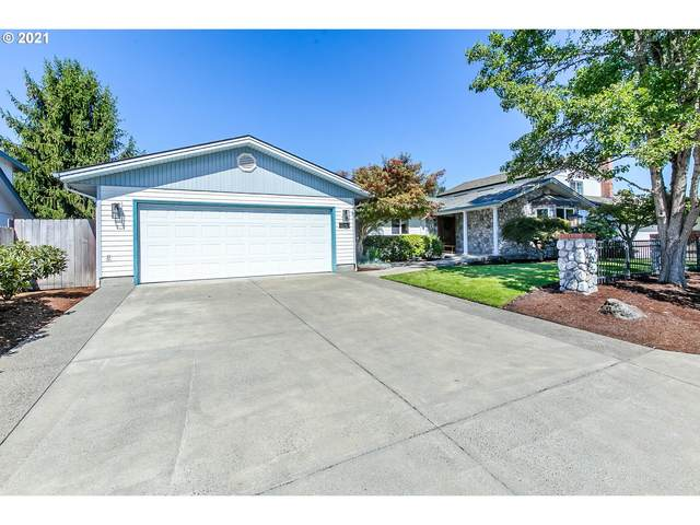 510 Mansfield St, Springfield, OR 97477 (MLS #21188317) :: The Haas Real Estate Team