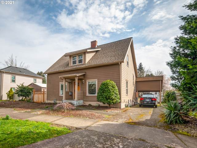 1270 NE Summer St, Salem, OR 97301 (MLS #21188382) :: Premiere Property Group LLC