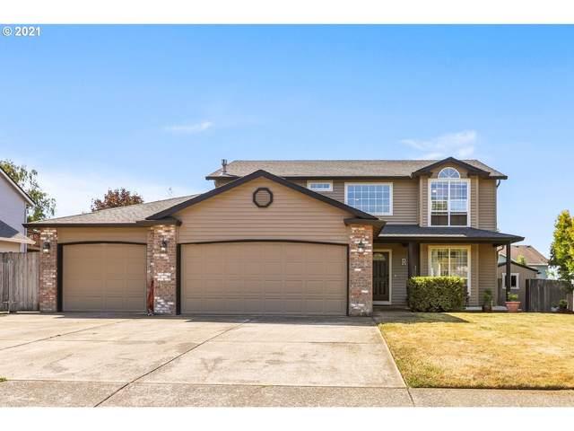 562 E Heritage Loop, La Center, WA 98629 (MLS #21188448) :: Premiere Property Group LLC