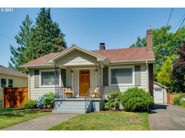 4221 NE 66TH Ave, Portland, OR 97218 (MLS #21188481) :: Stellar Realty Northwest