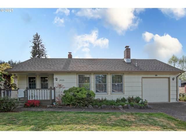 2920 Charnelton St, Eugene, OR 97405 (MLS #21188666) :: Brantley Christianson Real Estate
