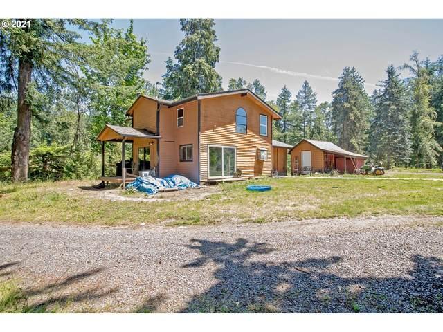 80790 Lost Creek, Dexter, OR 97431 (MLS #21188675) :: McKillion Real Estate Group
