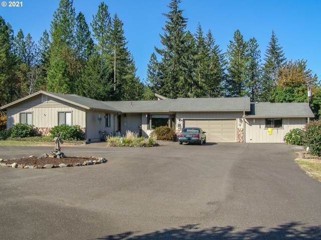 720 Lawson Bar Rd, Myrtle Creek, OR 97457 (MLS #21189172) :: Lux Properties